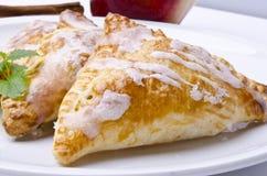 Pastelaria de sopro enchida fotografia de stock royalty free