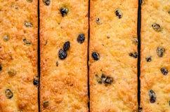 A pastelaria descasca o teste padrão Fundo da cookie imagens de stock royalty free