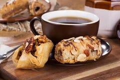 Pastelaria do doce do Baklava Imagens de Stock Royalty Free