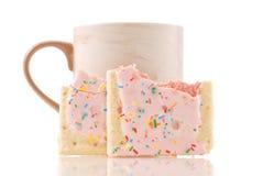 Pastelaria do torradeira Imagens de Stock