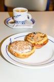Pastelaria em Lisboa Foto de Stock Royalty Free