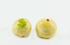 Pastelaria flocoso chinesa Imagens de Stock Royalty Free