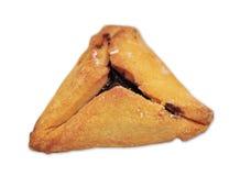 Pastelaria judaica Hamantashen de Purim Foto de Stock