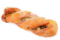 Pastelaria, pão do chocolate fotografia de stock royalty free
