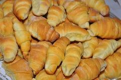 Pastelaria sérvio - Kiflice Imagens de Stock