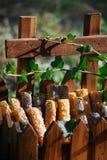 Pastelaria salgado deliciosa Imagens de Stock Royalty Free