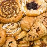Pastelarias de sopro foto de stock royalty free