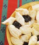 Pastelarias de sopro finlandesas do Natal fotografia de stock royalty free