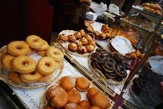 Pastelarias francesas Foto de Stock Royalty Free