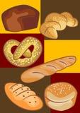 Pasteles ilustración del vector