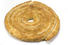 Pasteles caseosos, börek del peynirli Foto de archivo libre de regalías