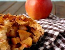 Pasteles daneses Empanada de Apple Fotos de archivo