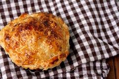 Pasteles daneses, mini empanada de manzana Fotografía de archivo libre de regalías