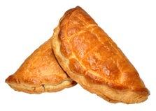 Pasteles de Cornualles imagen de archivo