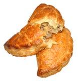 Pasteles de Cornualles imagenes de archivo