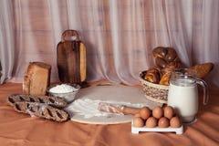 Pasteles de la composición fotografía de archivo libre de regalías