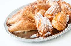 Pasteles de la empanada Imagenes de archivo