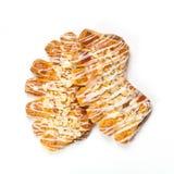 Pasteles de las garras de oso de la almendra Imagen de archivo