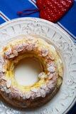 Pasteles de París-Brest imágenes de archivo libres de regalías