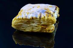 Pasteles de soplo dulces Imagen de archivo