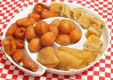 Pasteles del dulce del Ramadán imagen de archivo libre de regalías