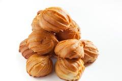Pasteles dulces Imágenes de archivo libres de regalías