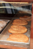 Pasteles dulces de la garra de oso del pan Foto de archivo