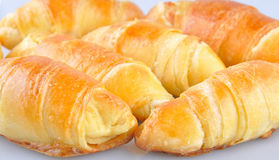 Pasteles hechos en casa Imagen de archivo libre de regalías