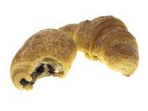 Pasteles mordidos franceses Foto de archivo libre de regalías