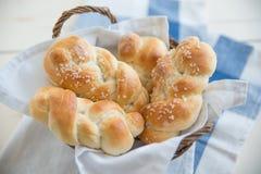 Pasteles para el desayuno Imagenes de archivo