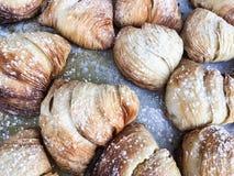 pasteles Postre italiano Imagen de archivo libre de regalías