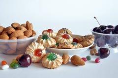 Pasteles sicilianos Foto de archivo