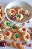 Pasteles sicilianos Foto de archivo libre de regalías