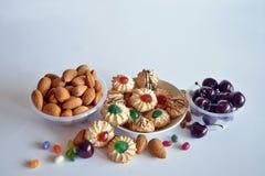 Pasteles sicilianos Imagen de archivo