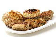 Pasteles turcos Imagen de archivo