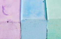 Pastelkleur Royalty-vrije Stock Foto's