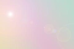 Pastelkleur abstracte achtergrond Royalty-vrije Stock Foto