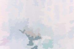 Pastelkleur achtergrondpixel Stock Afbeeldingen