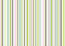 Pastelkleur die roze strepen bevriest stock illustratie