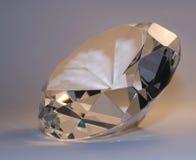 Pastelkleur gekleurde diamant Stock Foto's