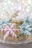 Pastelkleur gekleurde snoepjes Stock Foto