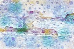 Pastelkleur Grunge Stock Afbeelding