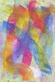 Pastelkleur: Helder Gekleurde Achtergrond Royalty-vrije Stock Foto's