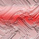 Pastelkleur in reliëf gemaakte modder op geweven achtergrond Geweven achtergrond voor kunstwerken Het uitstekende kijken ontwerp vector illustratie