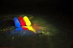 Pastelkleuren Stock Afbeeldingen