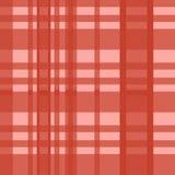 Pastell för röd färg för skogsarbetare för sömlös tartan skotsk Färgrik moderiktig kvinnlig modebakgrund som är klar för tryck royaltyfri illustrationer