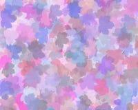Pastellblathintergrund Lizenzfreie Abbildung
