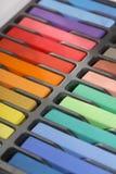 Pastelle Stockbild