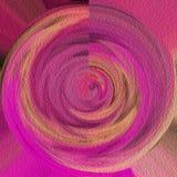 Pastellentwurf auf vibrierendem Hintergrund Ölgemäldeeffekte Sehr kreative u. luxuriöse Grafik für Dekorblicke lizenzfreie abbildung