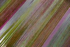 Pastellfärgade skuggor av rosa färg- och gulingsignaler Royaltyfri Bild